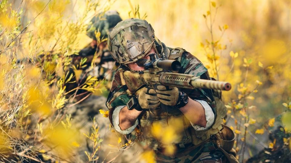 What is an Airsoft Sniper Rifle